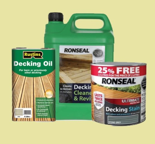 Decking Stain/Oil