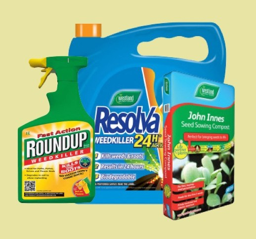 Fertiliser Chemicals, Weed Killer & Plant Care