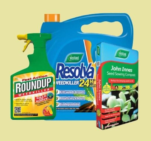 Fertiliser Chemicals, Weed Killer & Plant Care