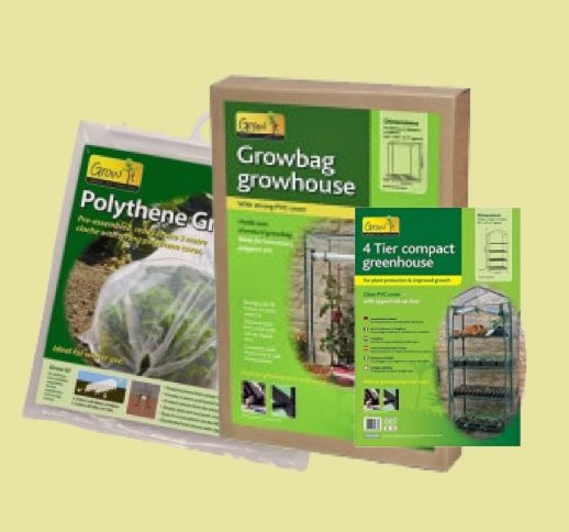 Growhouses & Greenhouse Accessories
