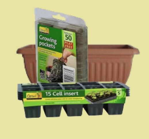 Seed Trays & Sowing