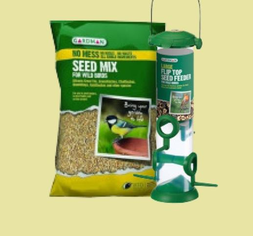 Wild Bird & Animal Feed