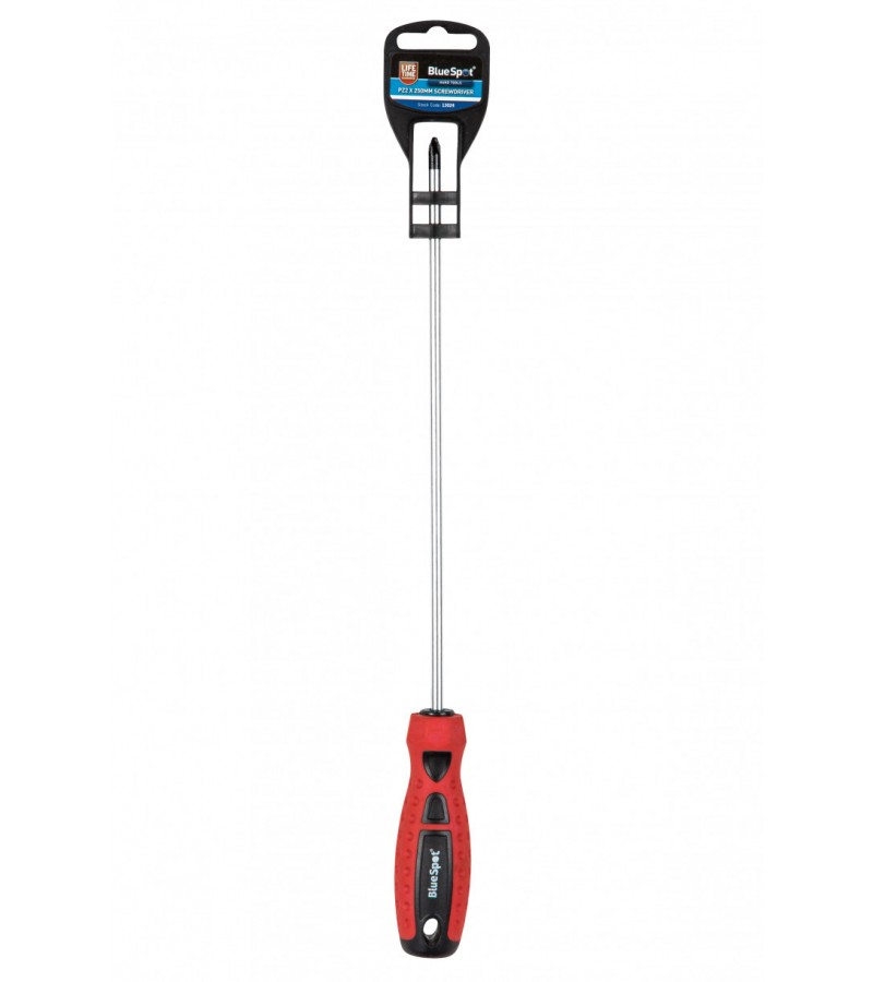 Blue Spot Pozi Screwdriver (PZ2 x 250mm)