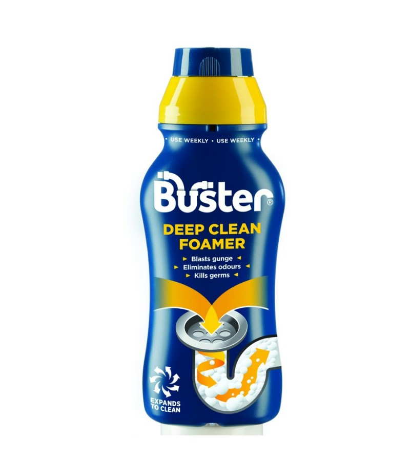 Buster Deep Clean Foamer 500ml