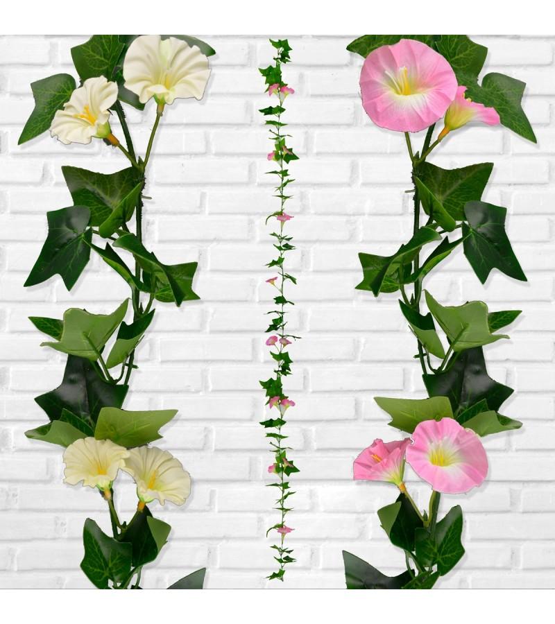 Trumpet Flower Garland 2.5m