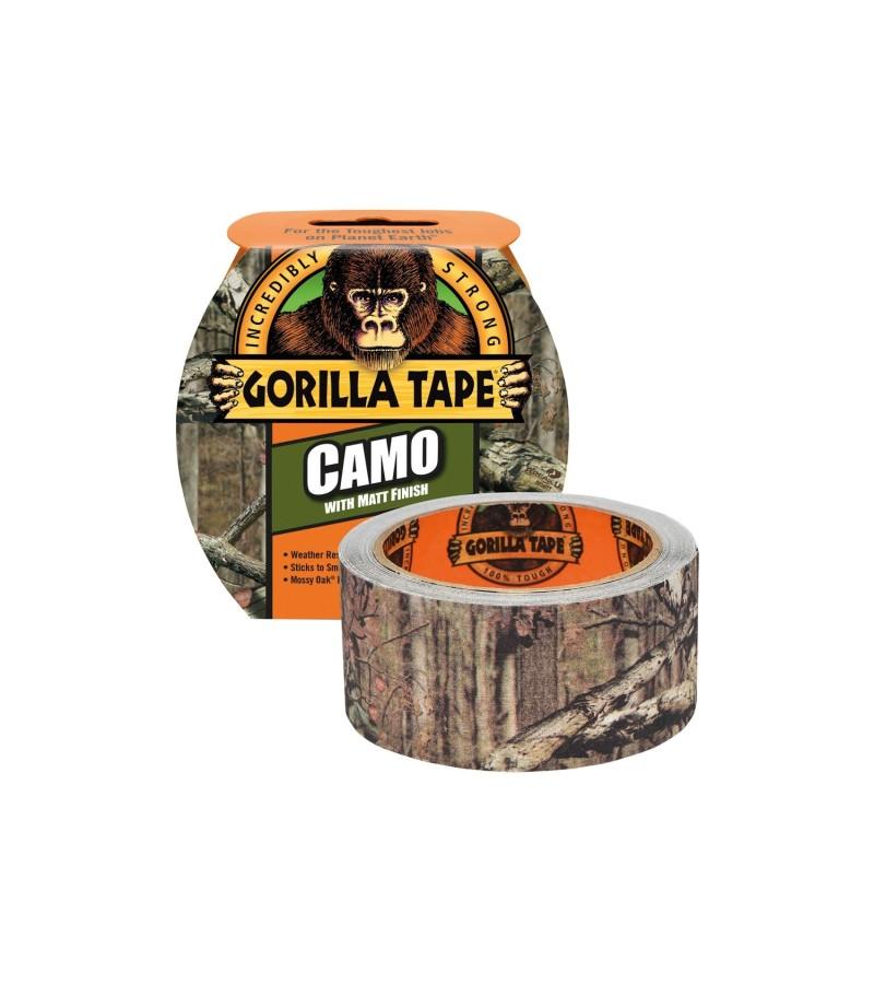 Gorilla Camo Repair Tape 8.2m x 47.8mm