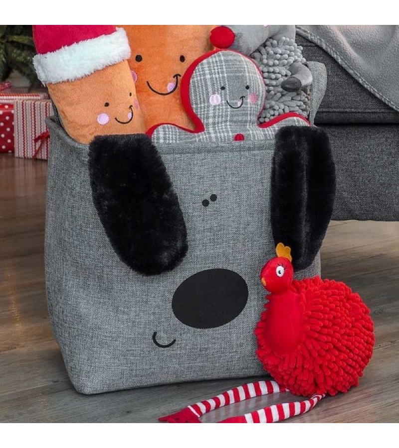 Christmas Toy Tidy - Pooch