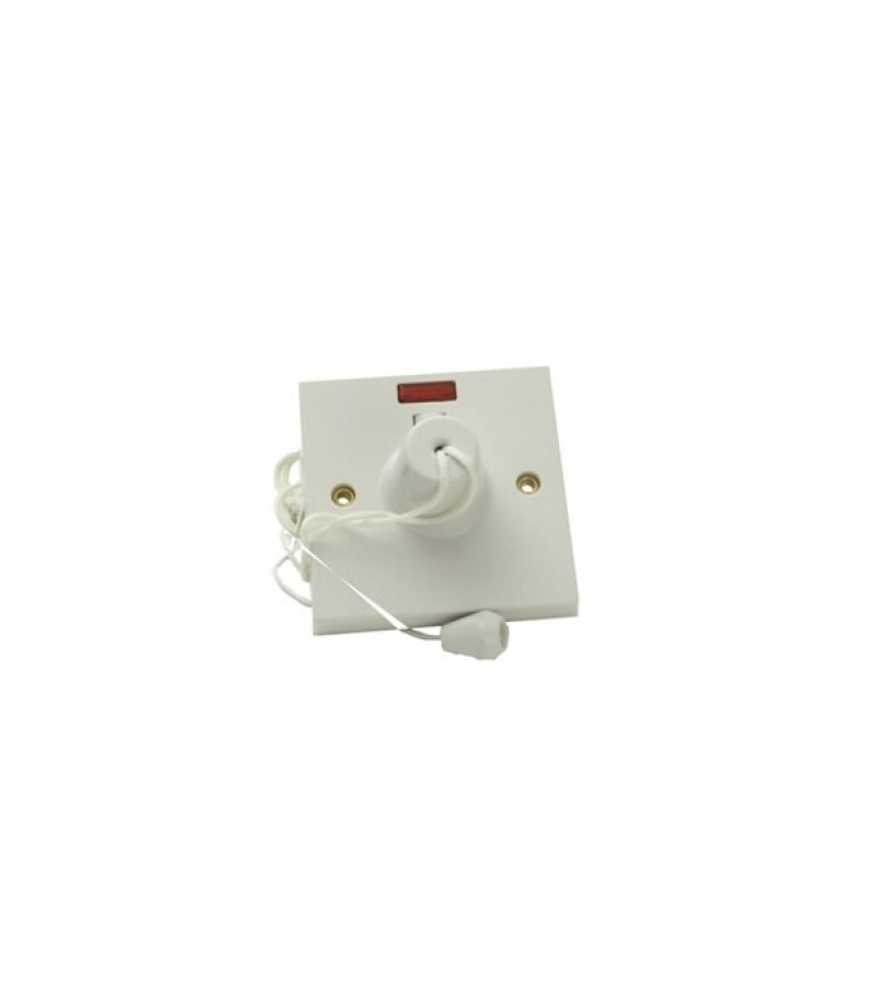Dencon 45 Amp Ceiling Switch With Neon Indicator