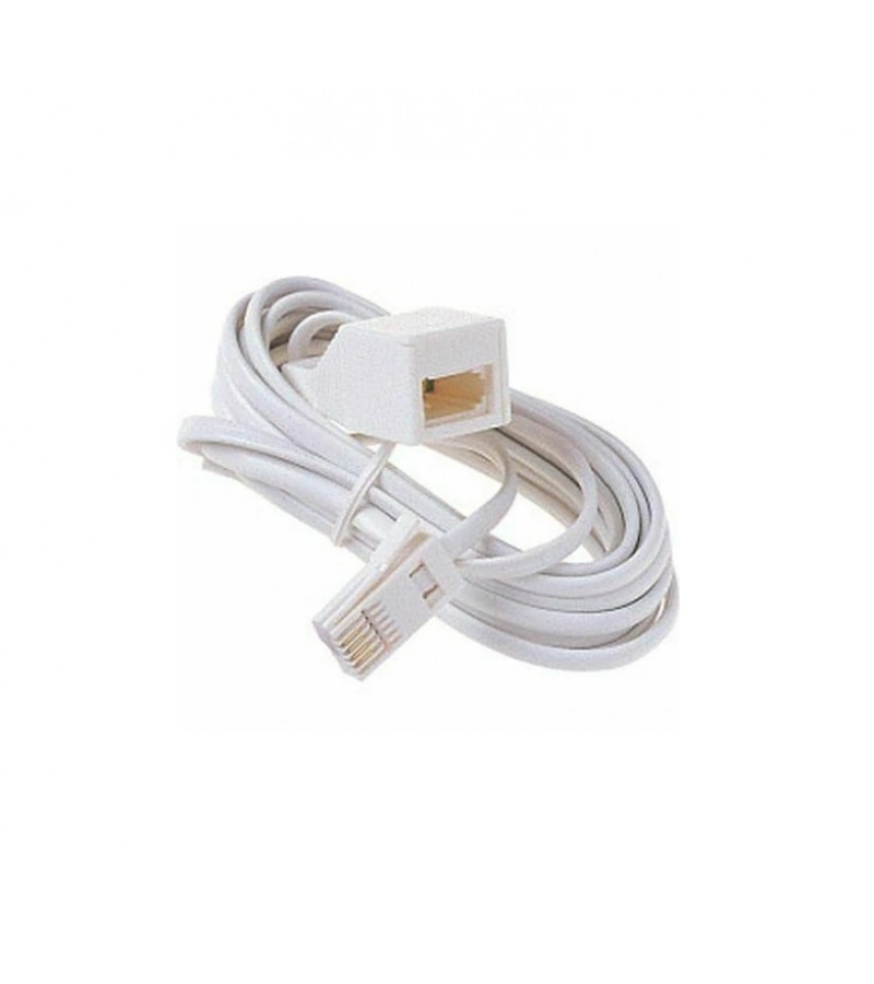 Dencon Telephone Extension Lead 20m