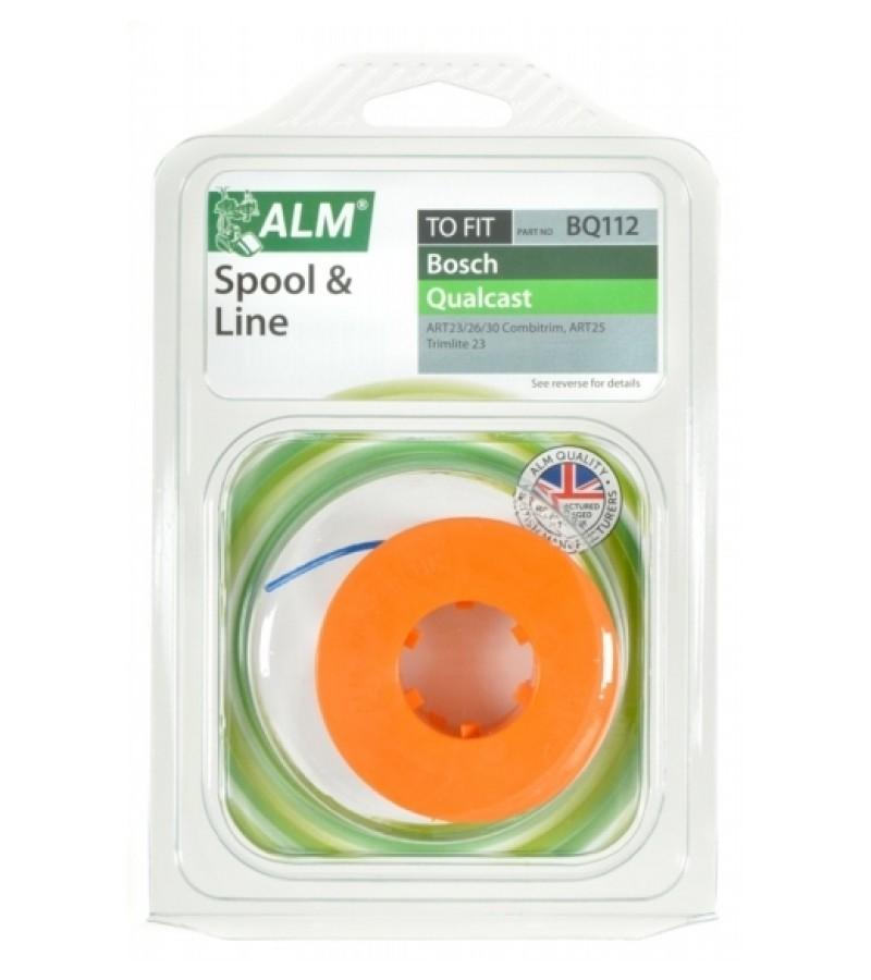 ALM BQ112 Spool & Line