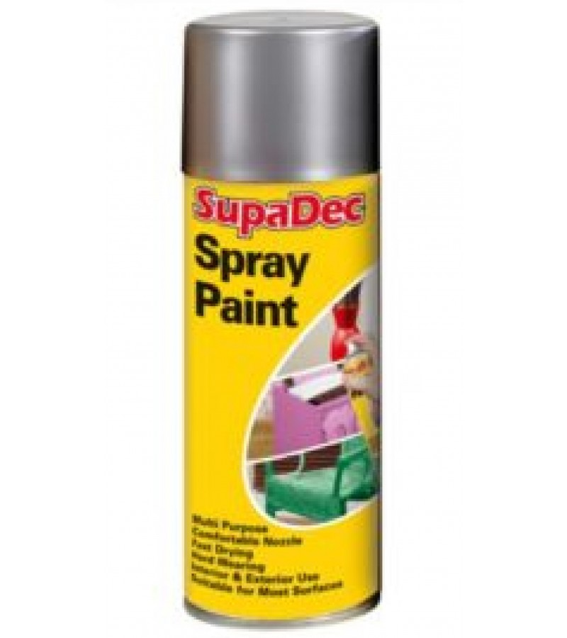 Supadec Spray Primer Grey 400ml