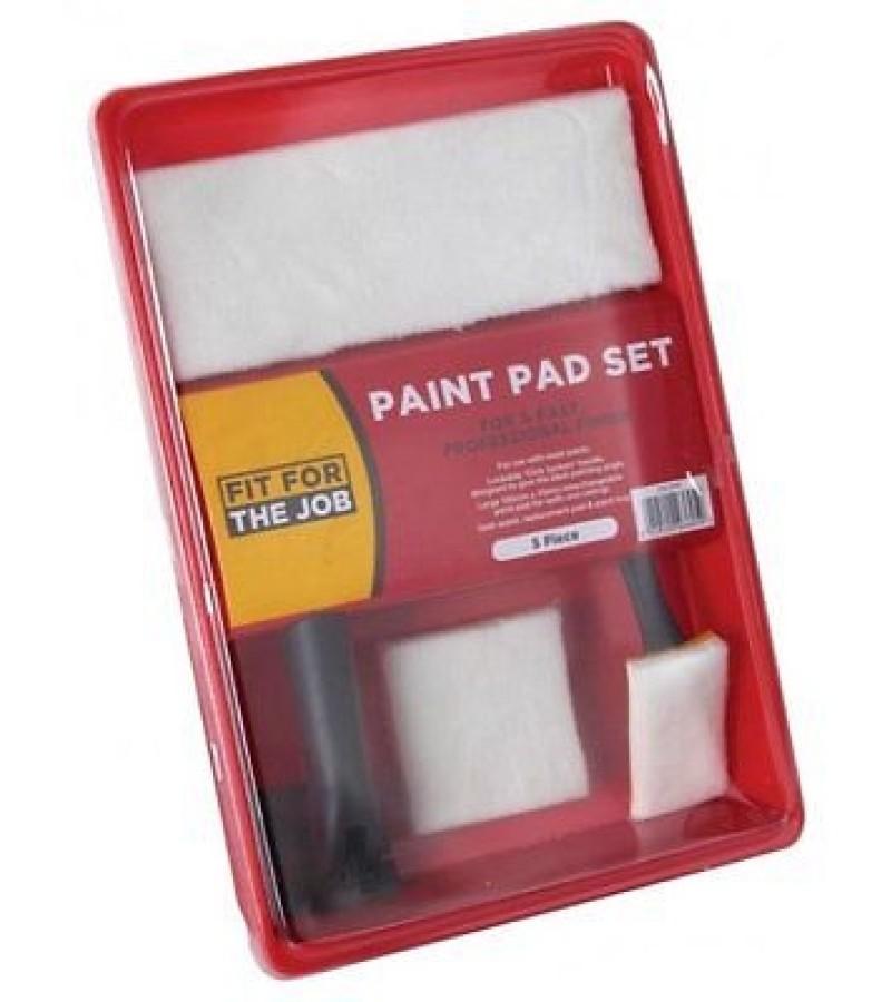 Fit For The Job 5 Piece Paint Pad Set