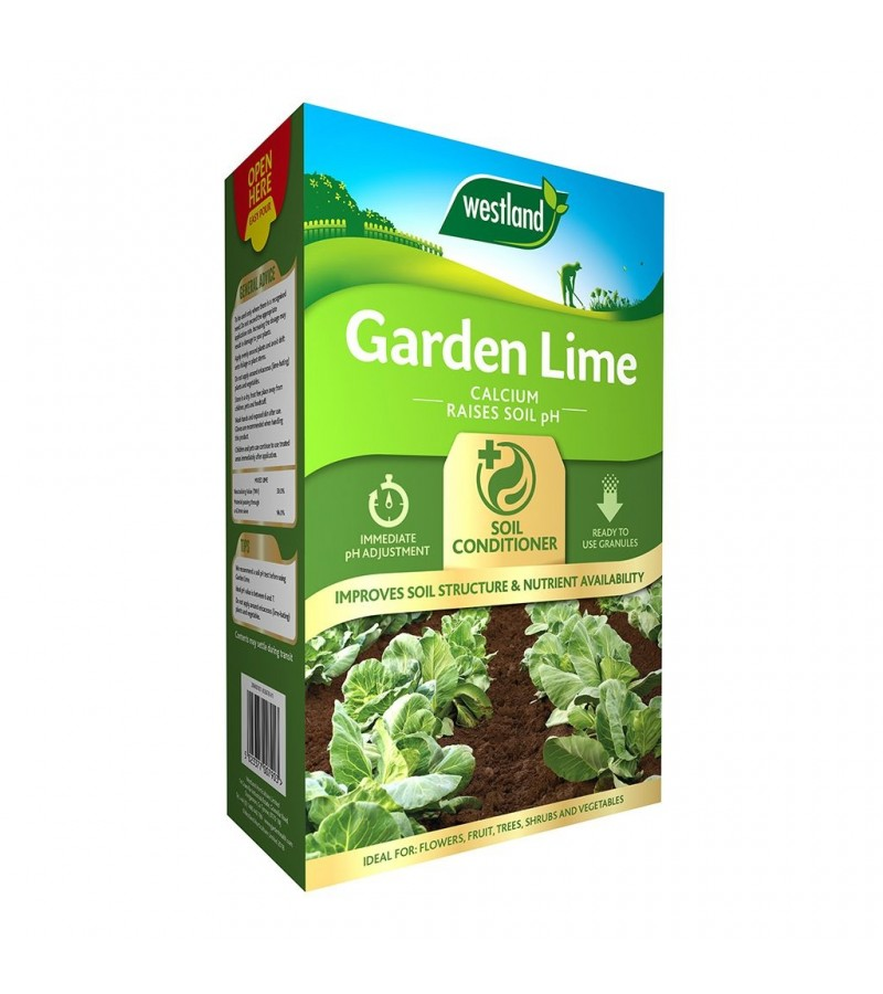 <ul> <li>Fast nutrient uptake</li> <li>Reduces soil acidity</li> <li>Healthier, bountiful crops</li> <li>Greener foliage & abundant flowering</li> <li>Helps break down heavy soils</li> </ul>