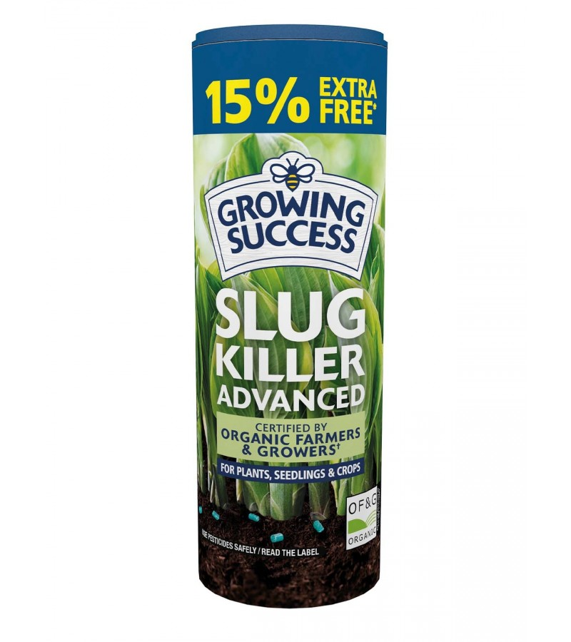 Growing Success 575g Slug Killer Advanced