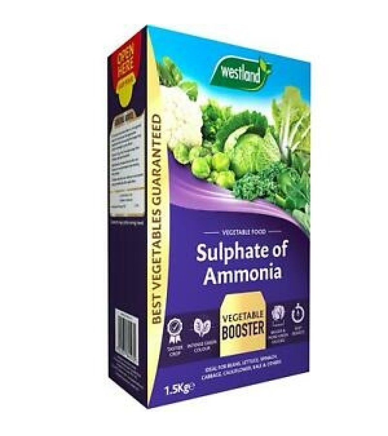Westland Sulphate of Ammonia 1.5KG1