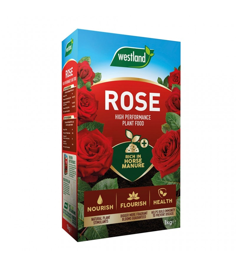 Westland Rose High Performance Plant Food 3KG