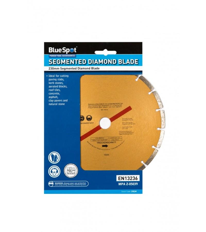 Segmented Diamond Blade 230mm