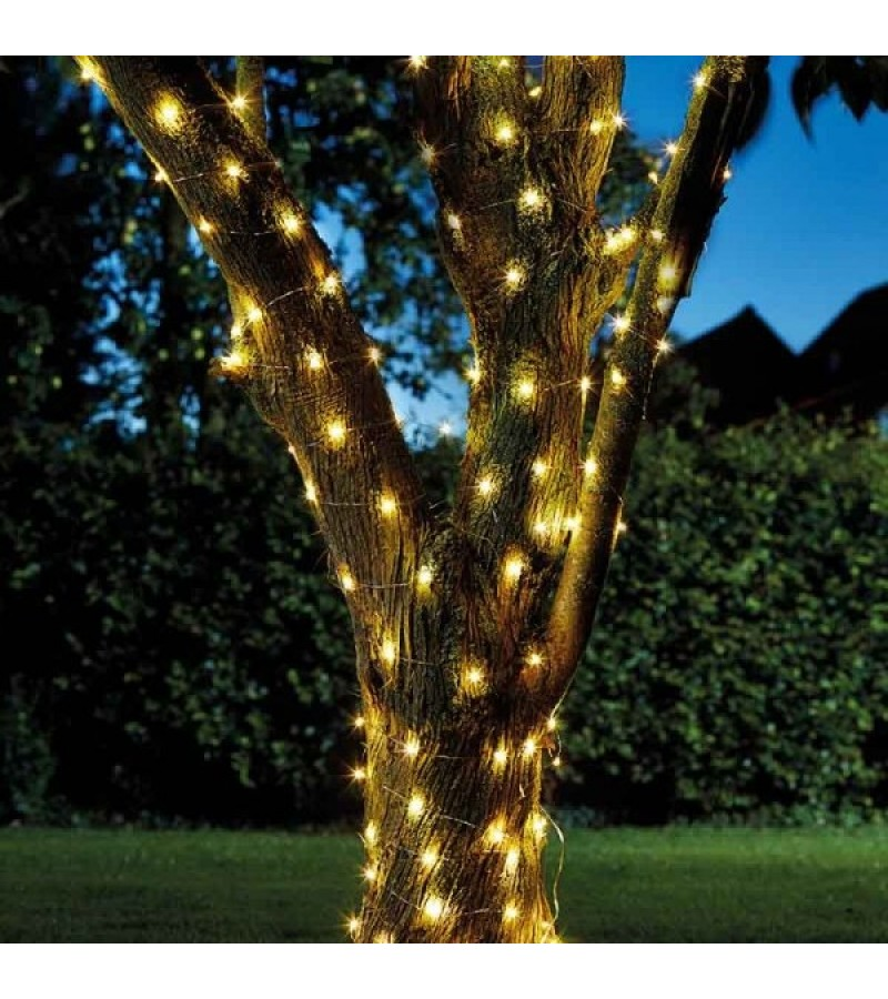 Firefly String Lights 100 Warm White LEDs