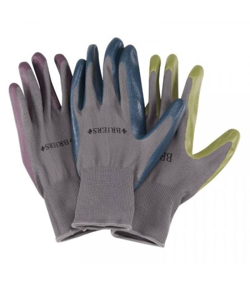 Briers Water Resistant Seed & Weed Gloves (S)
