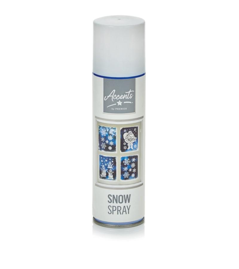 Premier Decorative Snow Spray 150ml