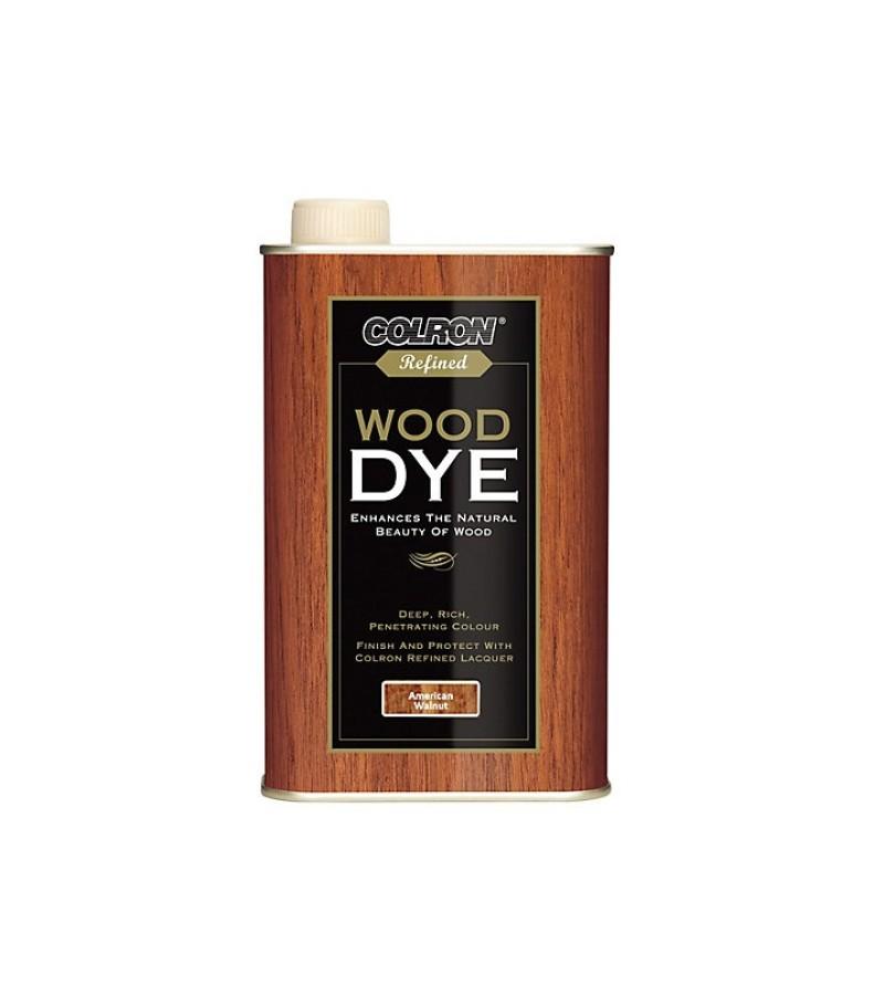 Ronseal Colron Wood Dye 250ml American Walnut