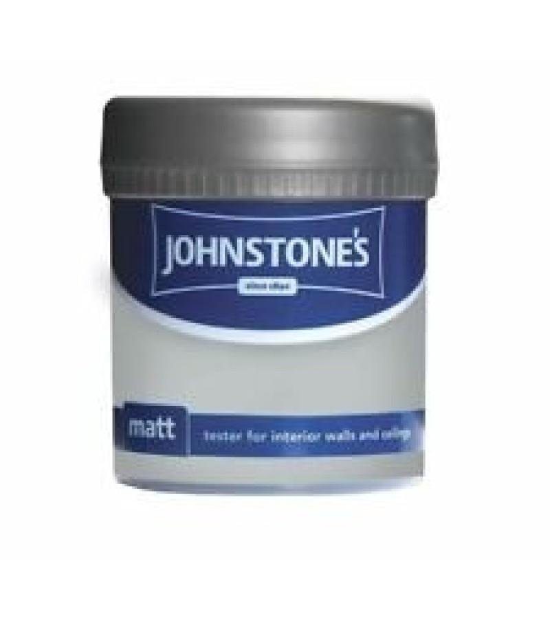 Johnstones Vinyl Emulsion Tester Pot 75ml Antique Cream (Matt)