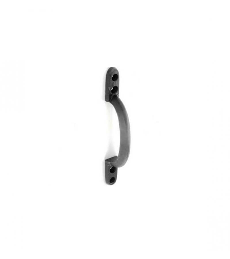 Securit S5162 150mm Pull Handle Cast (Black)