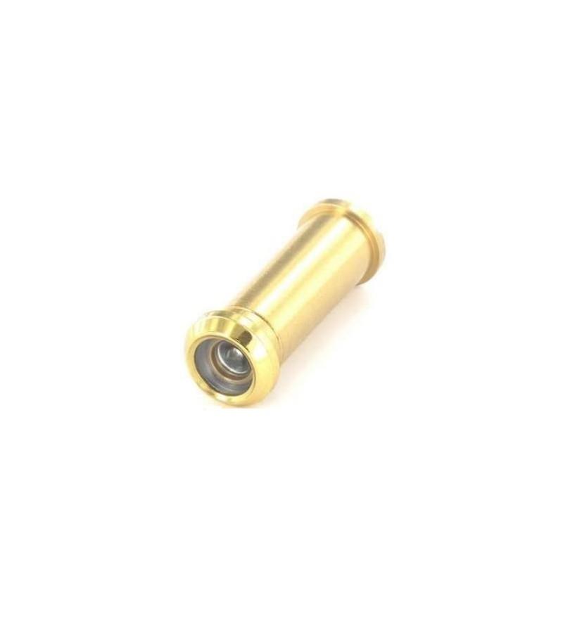 Securit S1650 Door Viewer Brass