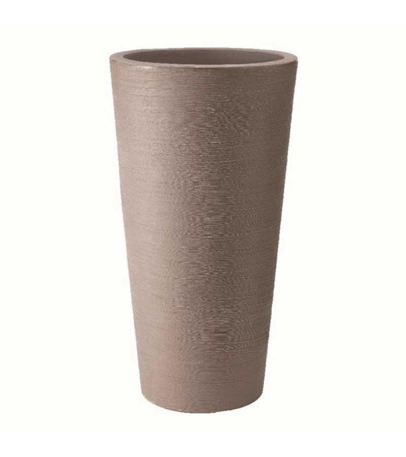 Stewart Varese Tall Vase 75cm Brown