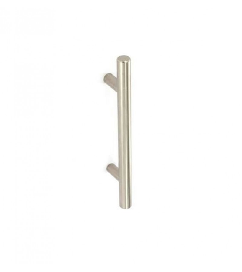 Securit S3701 96mm Brushed Nickel Cupboard Handles (2 Pack)