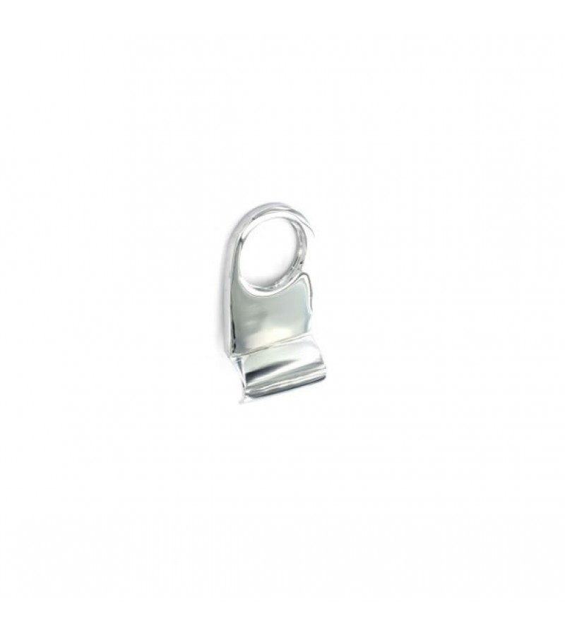Securit S2941 75mm Cylinder Pull (Chrome)