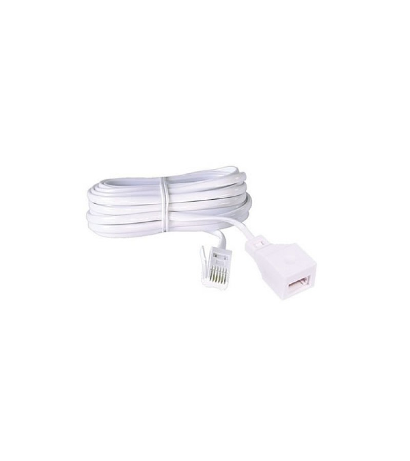Dencon Telephone Extension Lead 3m