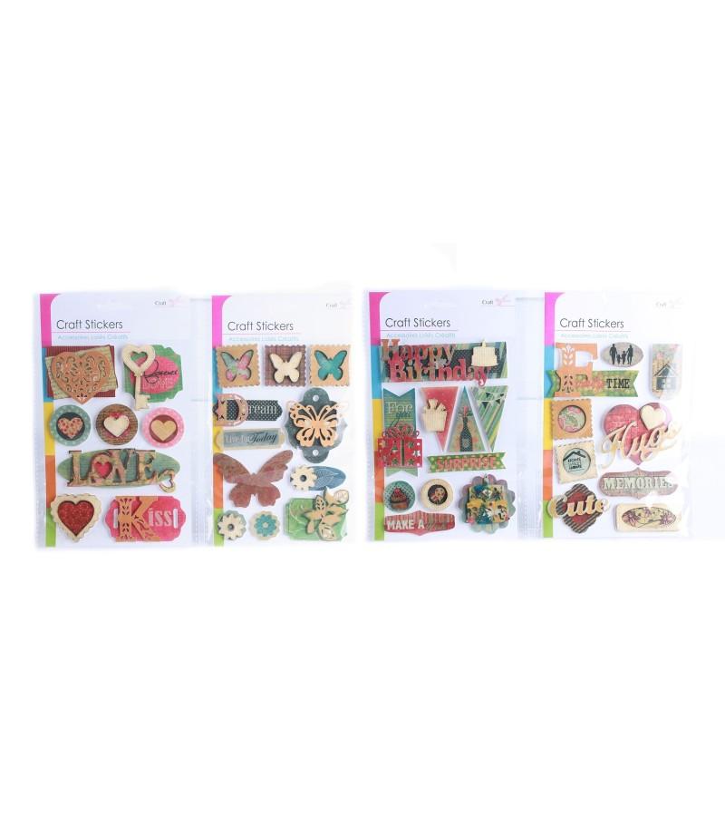 Craft Stickers
