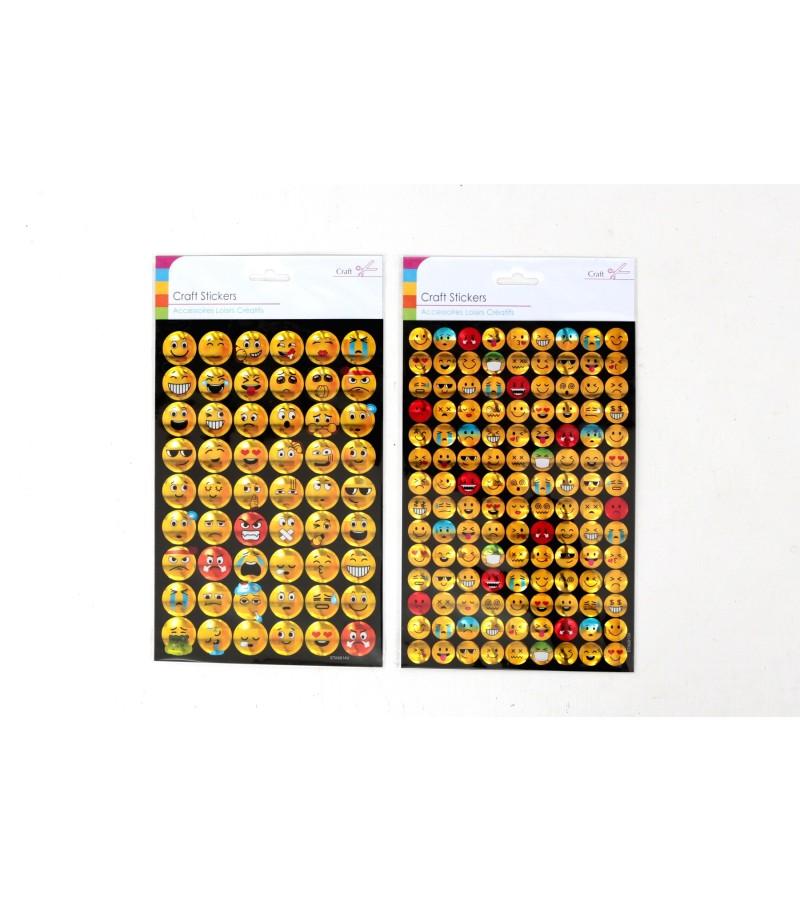 Craft Stickers - Emojis