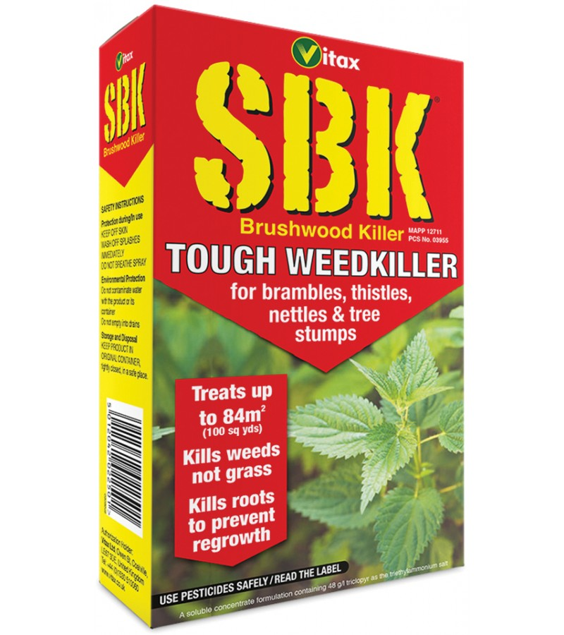 Vitax SBK Brushwood Killer 250ml Concentrate