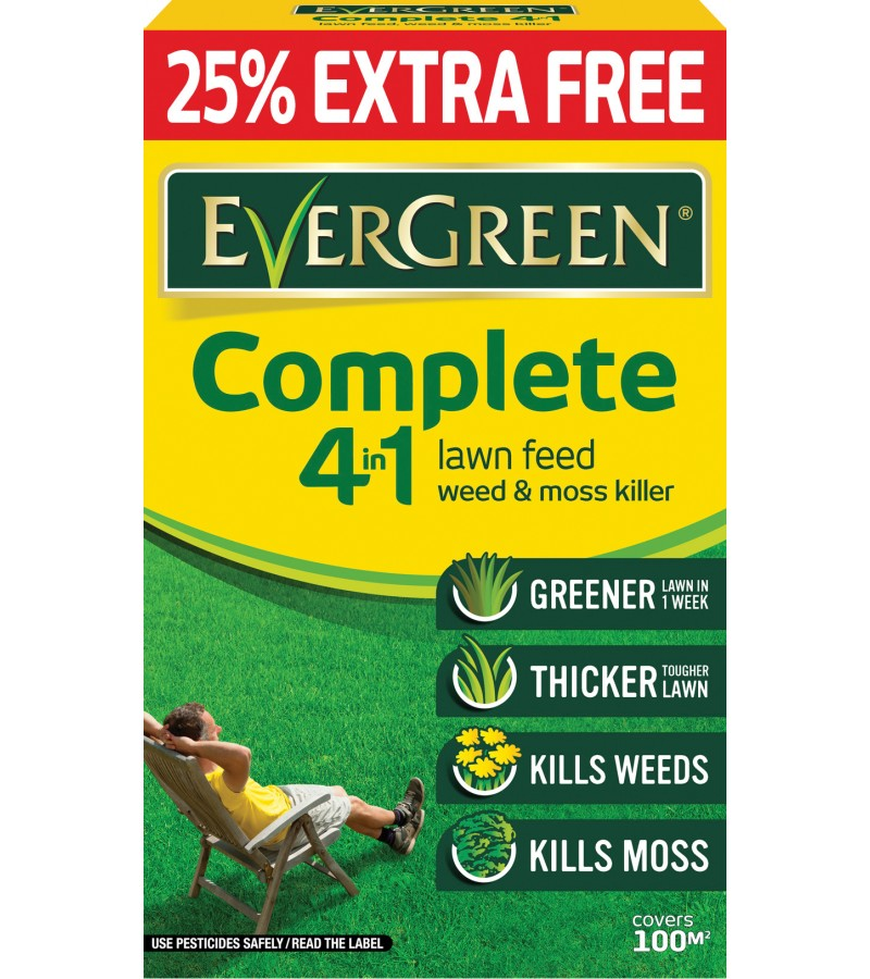 Evergreen Complete 4 in 1 80m2 (+ 25% Extra)