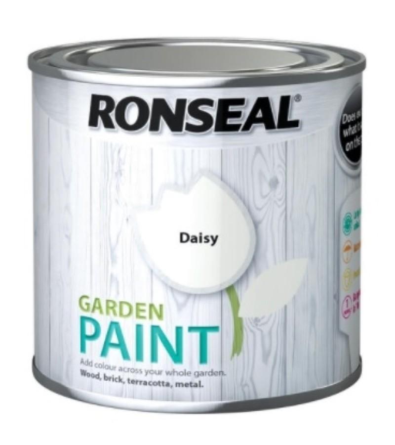 Ronseal Garden Paint 750ml Daisy