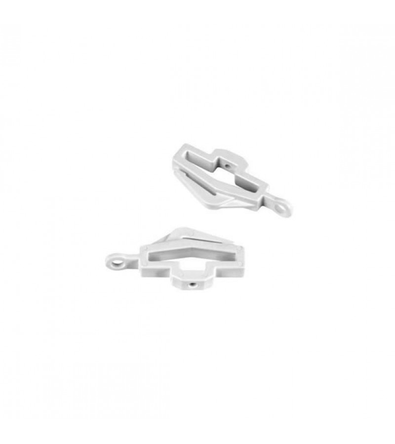 Supadec End Stops (2 Pack) White