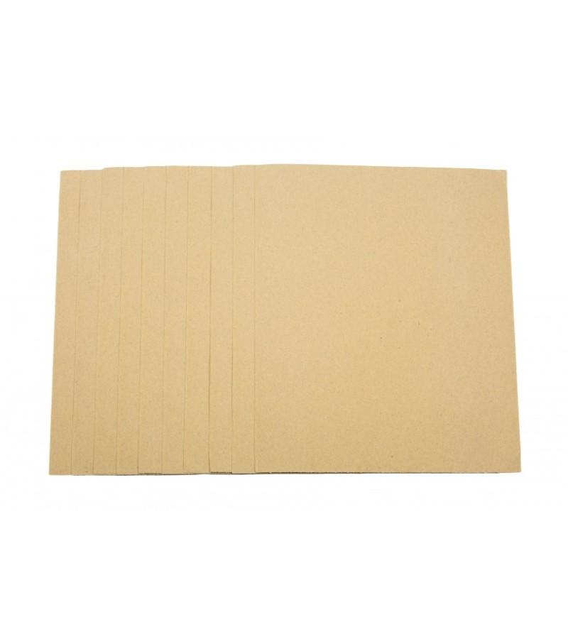 BlueSpot Sandpaper (10 Pack) Fine