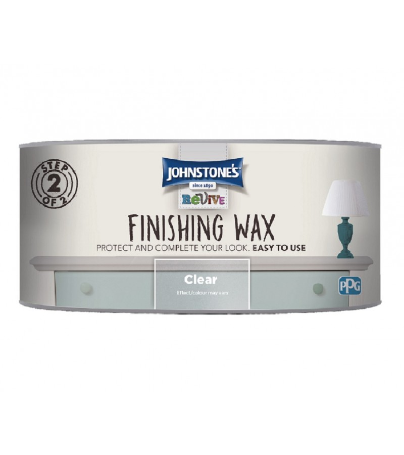 Clear Finishing Wax