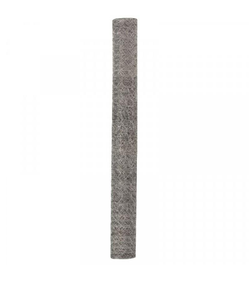 Galvanised Wire Netting 25mm, 0.5x5m