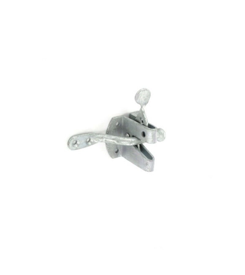 Securit S4731 Galvanised Heavy Auto T Gate Latch 57mm