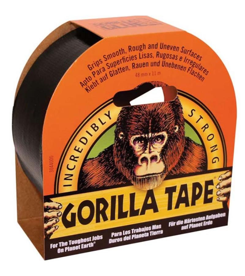Gorilla Tape 48mm x 11m Black