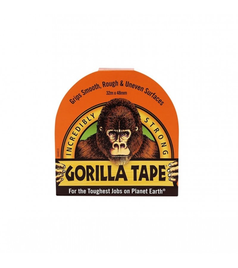 Gorilla Tape 48mm x 32m Black