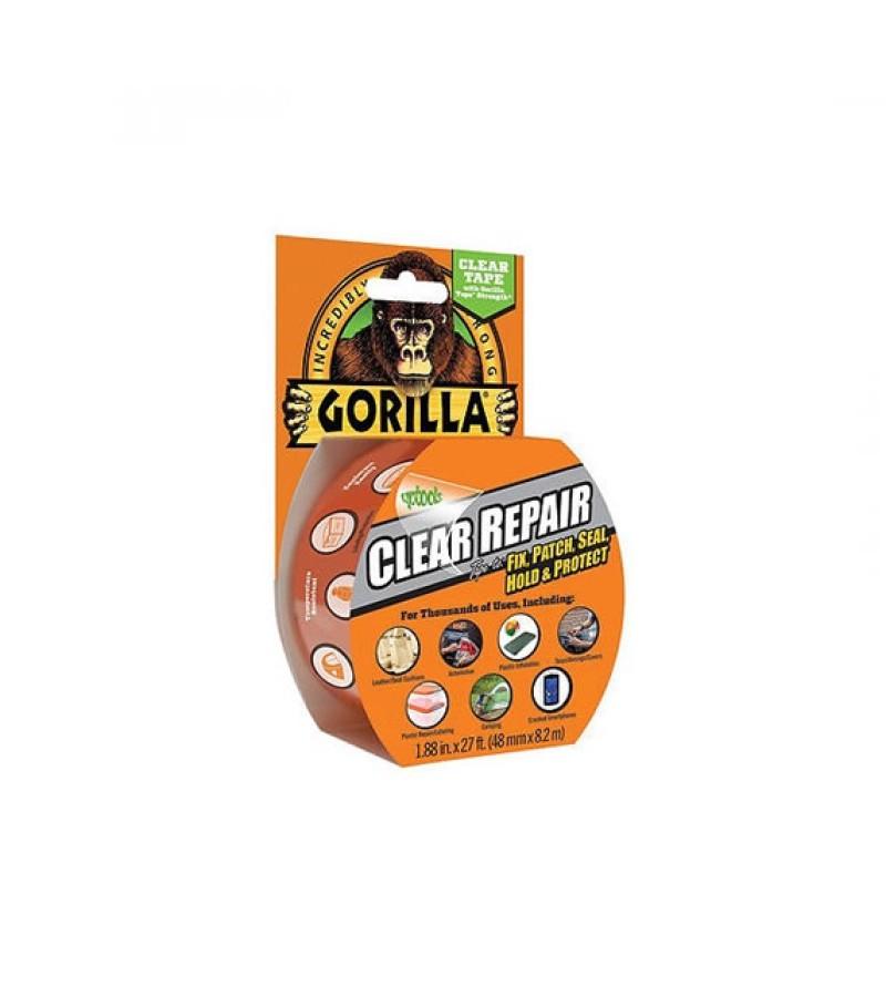 Gorilla Clear Repair Tape 48mm x 8.2m