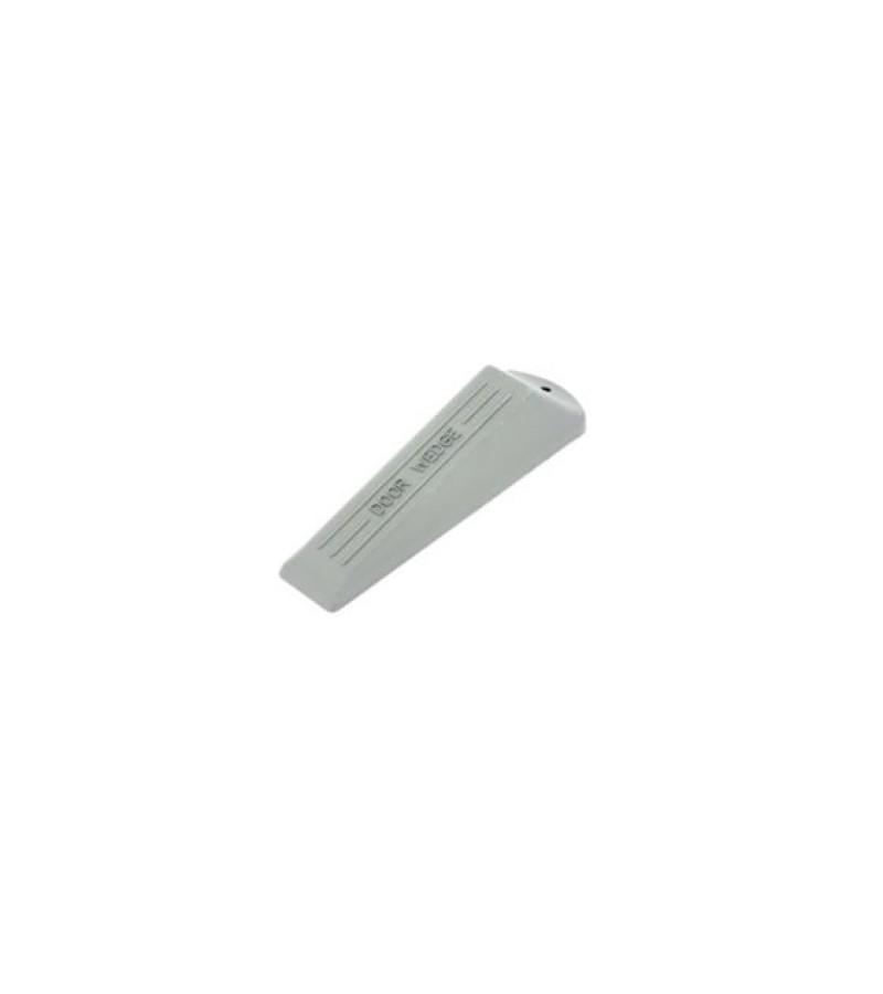 Securit S6877 150mm Grey Rubber Door Wedge