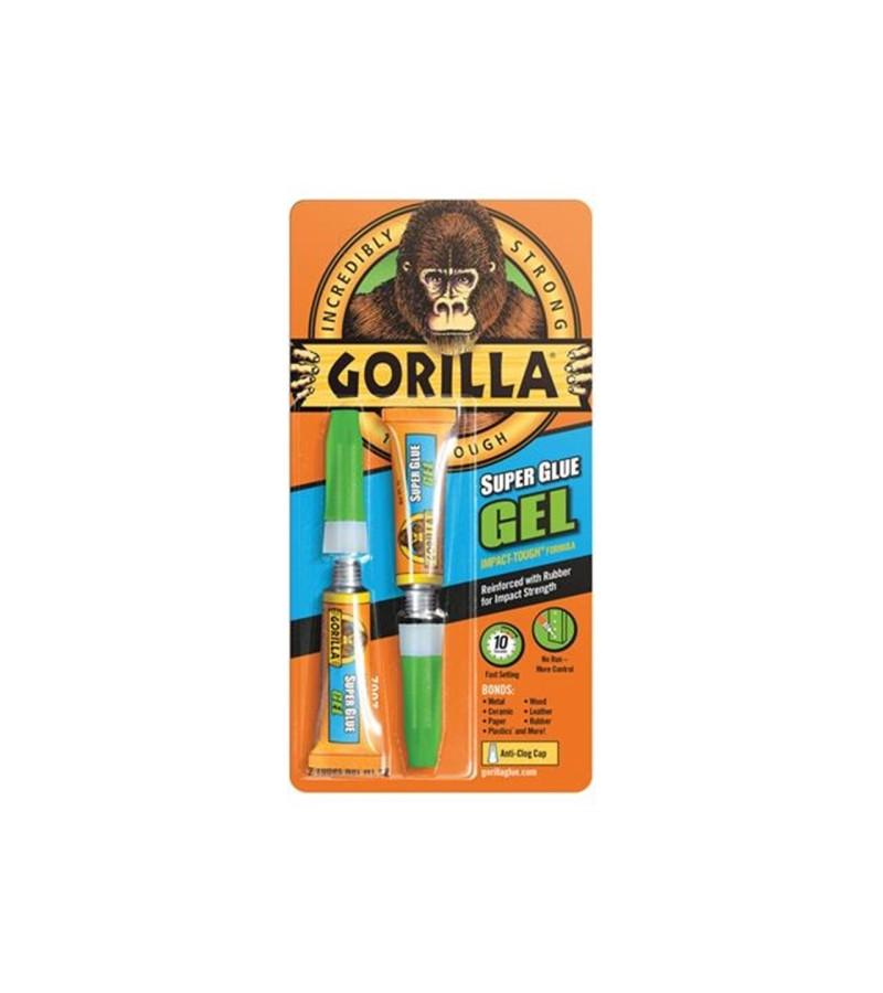 Gorilla Super Glue Gel (2 x 3G)