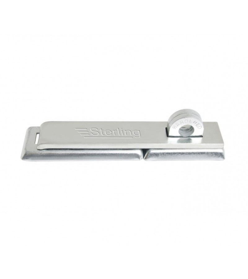 Sterling Mid Security Hasp & Staple With 1 Link 155mm