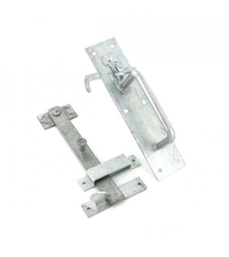 Securit S4735 Galvanised Heavy Suffolk Latch 215mm