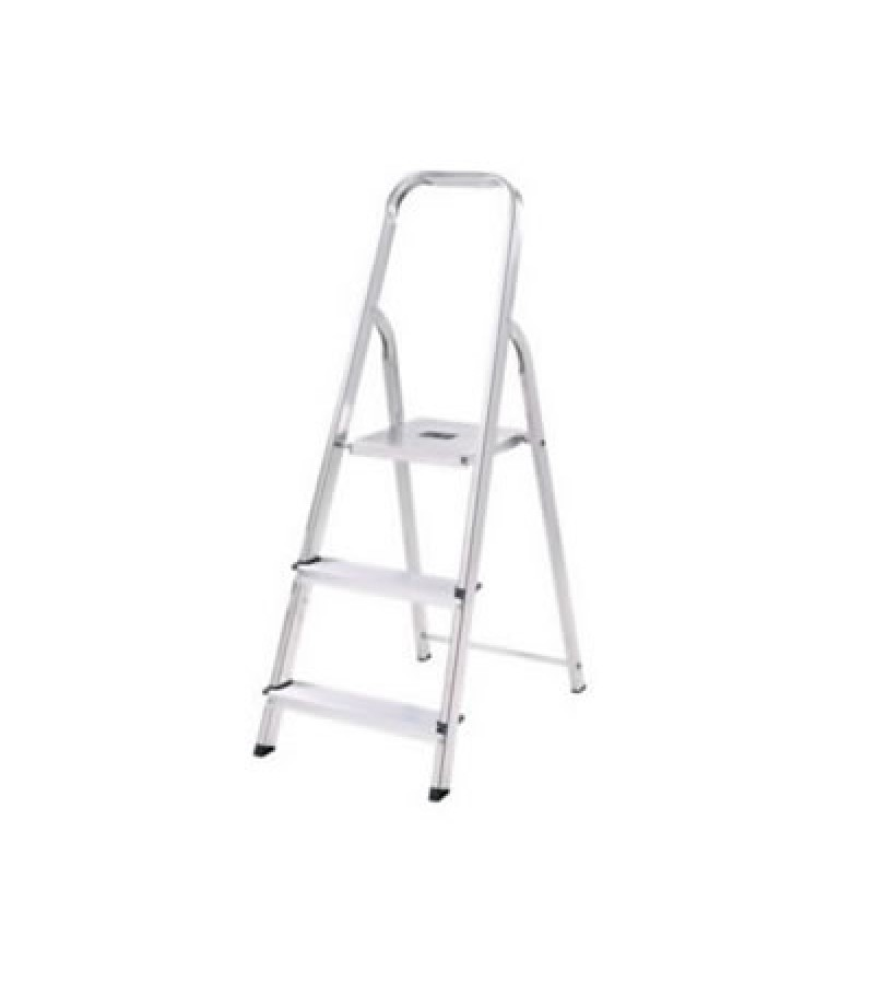 ABRU Arrow Aluminium 3 Tread Step Ladder